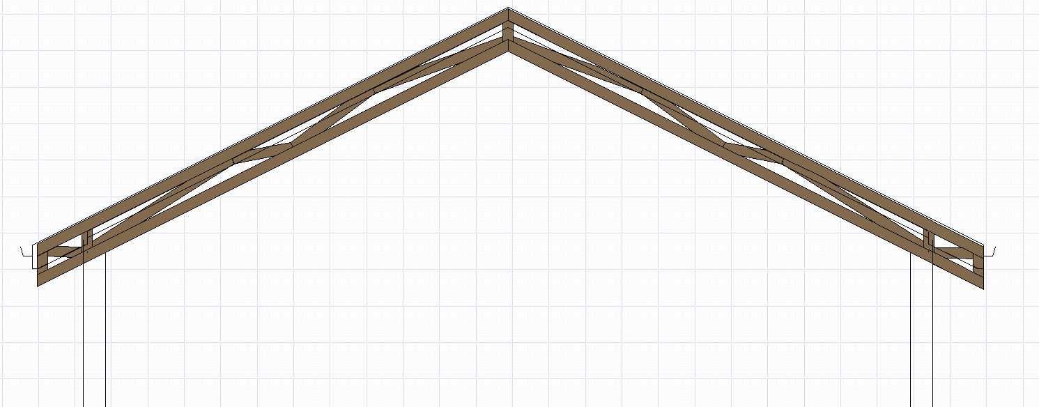 Scissor trusses click image for larger version name 2010 10 221251g views hexwebz Choice Image