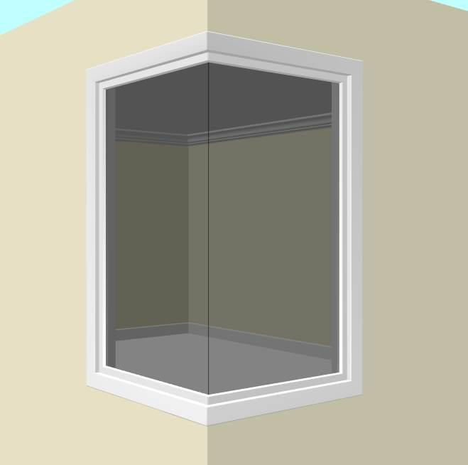 How To Build Corner Window