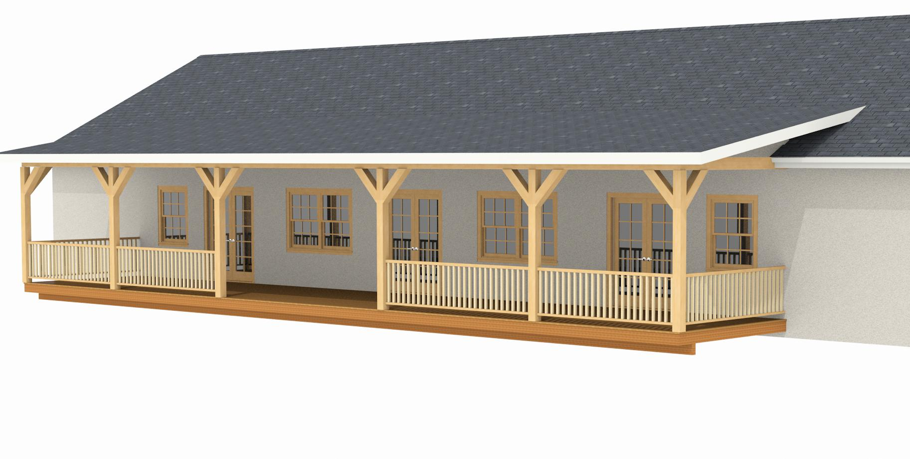 regarding posts post ideas for design pvc home x styles durapoly porch dimensions